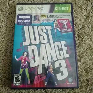 Other - Just Dance 3 for xbox 360